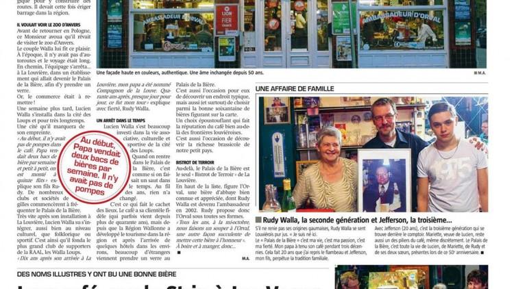 Les 50 ans du Palais de la bière !